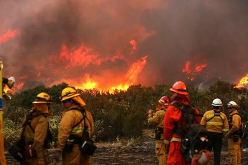californiya fire
