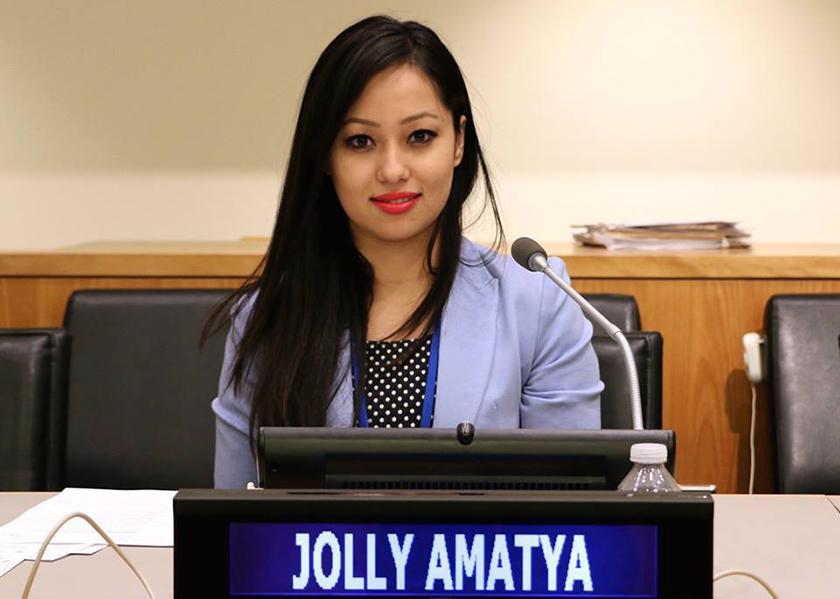 jolly-amatya