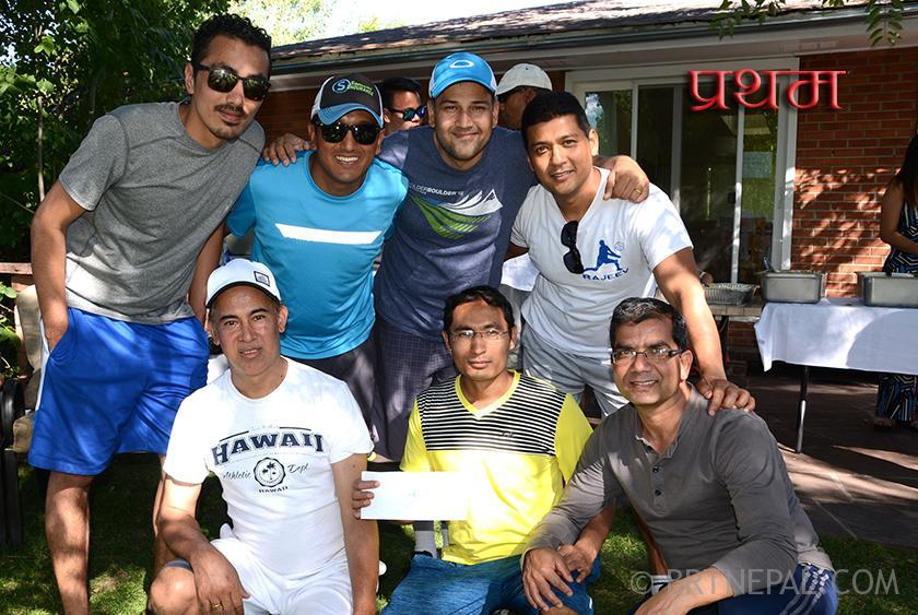 first winner team
