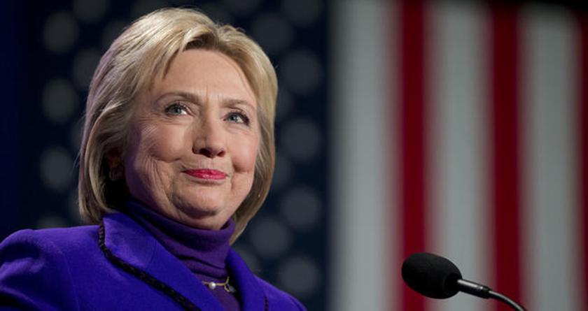 हिलरी क्लिन्टन, अमेरिकी राष्ट्रपति पदकी उम्मेदवार