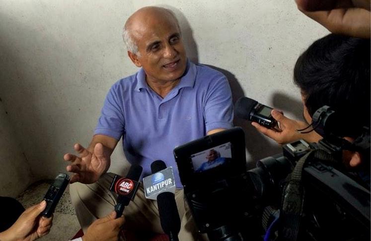 Dr Govinda KC begins 8th fast-unto-death